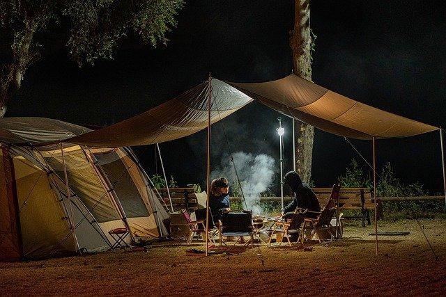 Où partir en vacances de camping ?